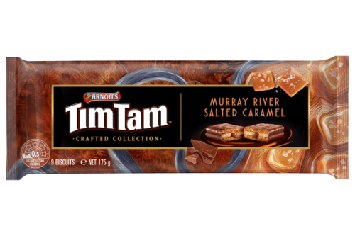 TimTam Murray River Salted Caramel, 2,7 €/100g