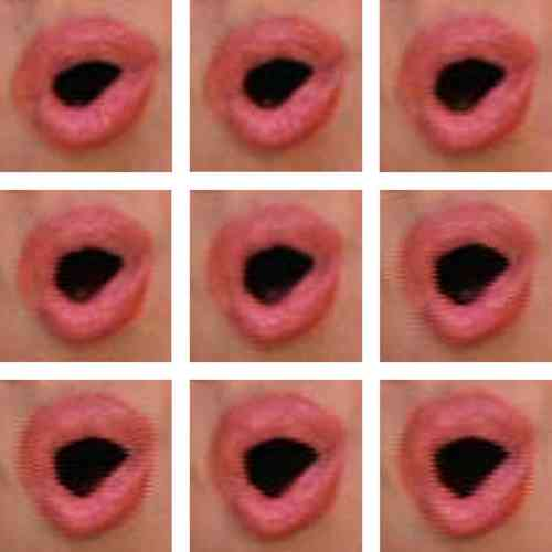 Volker Hildebrandt: My lips kiss with such passion