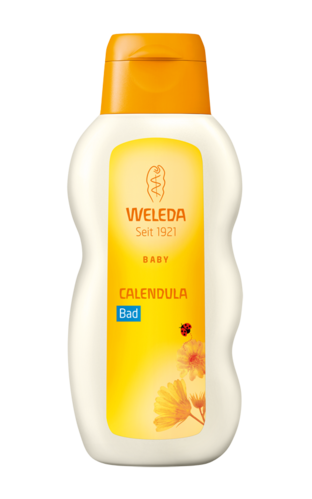 Weleda Baby Calendula-Bad 200ml