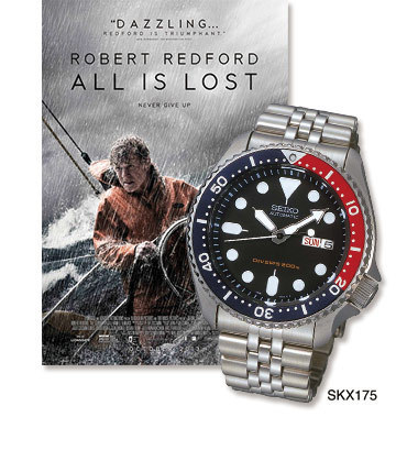 "SEIKO SKX175 ""All is Lost"""