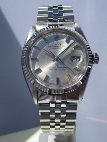 1969 Rolex Datejust Wide Boy 1601