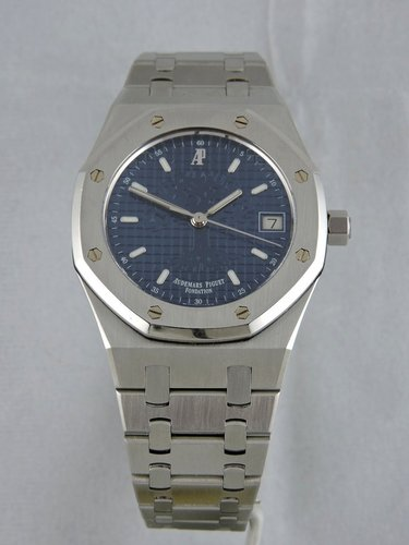 "1999 Audemars Piguet Royal Oak ""Time for the Trees Foundation"""