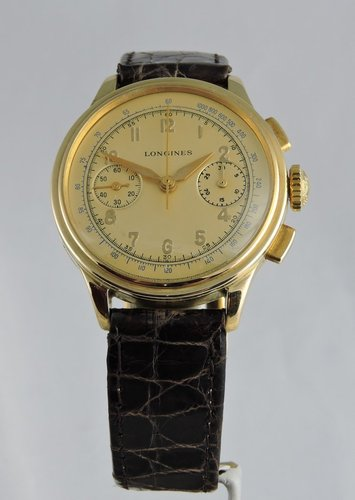 1940 Longines Fly Back Chronograph 13zn