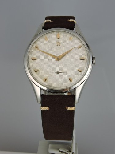1952 Omega 38mm Oversize Watch