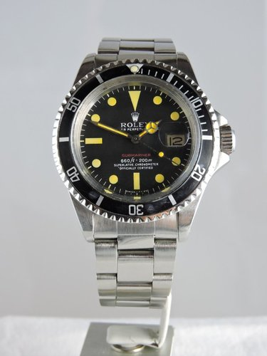 1974 Rolex Red Submariner 1680 MK V