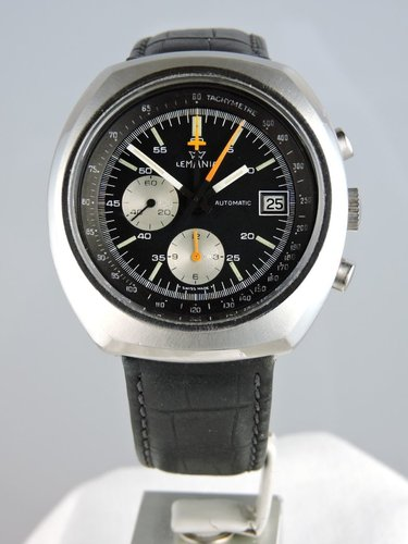 1970s 44mm Lemania Chronograph cal. 1340