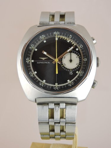 1968 Longines Nonius 8225-1 cal. 538 fly back