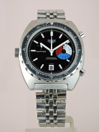 1978 Heuer Skipper Yachting 15640N