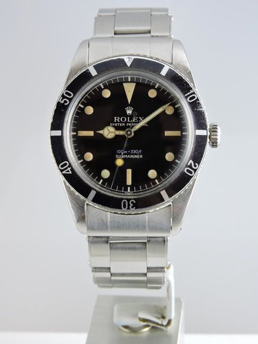 1955 Rolex Submariner James Bond 6536/1
