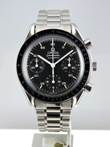 1994 Omega Speedmaster Automatic Reduced w.Paper