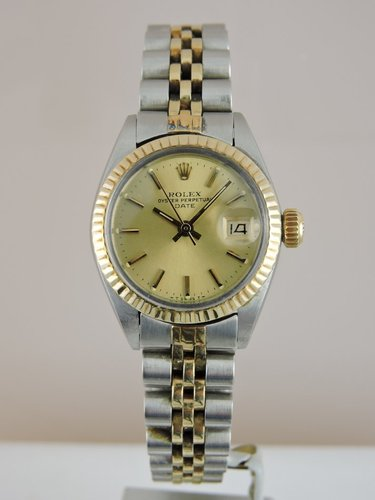 1980 Rolex Lady Oyster Perpetual Date
