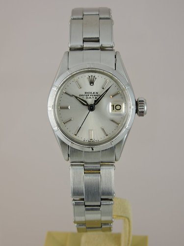 1960 Rolex Oyster Perpetual Lady Date - Serviced