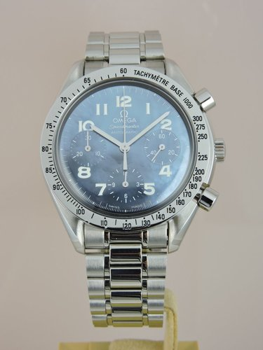 1998 Omega Speedmaster Automatic MOP Dial
