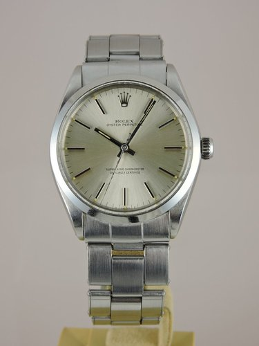 1967 Rolex Oyster Perpetual 1002 Chronometer