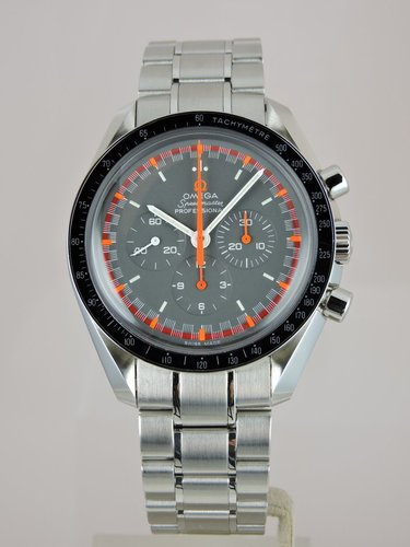 2018 Omega Speedmaster Professional w Japan Racing Dial