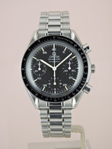 1989 Omega Speedmaster Automatic Reduced - Serviced