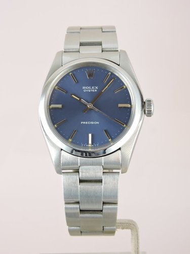 1973 Rolex Oyster Precision 6426 - Serviced
