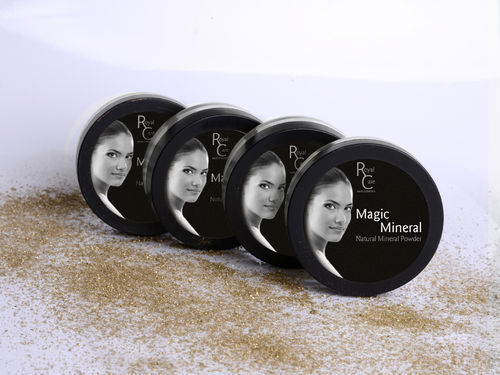 Magic Mineral- Mineral Powder Make up  Nr.1matt