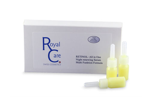 Retinol all in one(Vitamin A) 3 ml, (7Stk)
