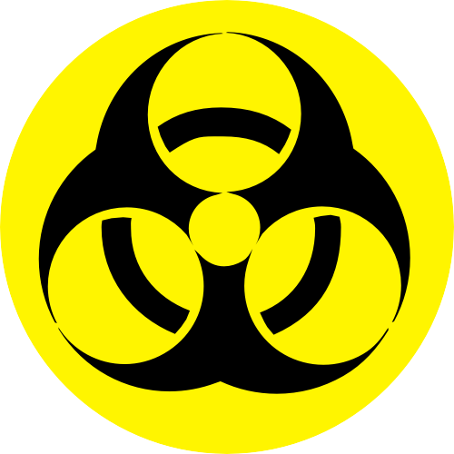 Sign Biohazard