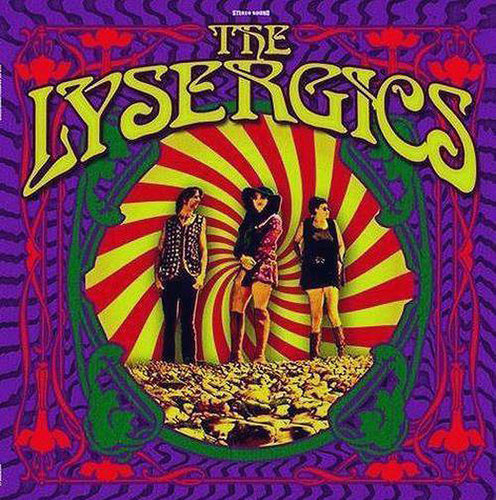 "THE LYSERGICS ""same"" LP DIE HARD"