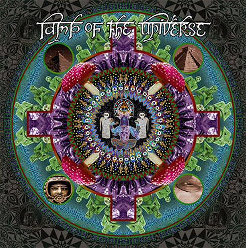 "LAMP OF THE UNIVERSE ""hidden knowledge"" LP DIE HARD"