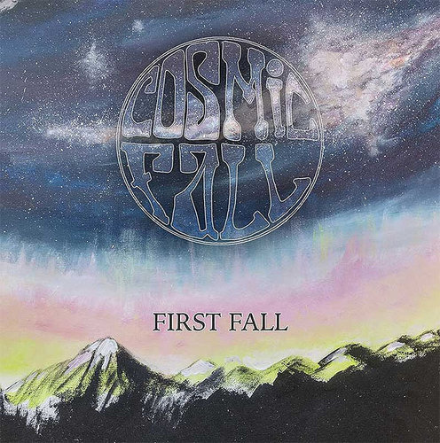 "COSMIC FALL ""First Fall"" LP DIE HARD"