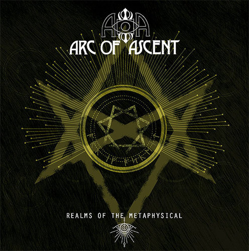 "ARC OF ASCENT & ""Realms of the metaphysical"" LP DIE HARD"