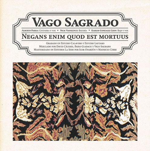 "VAGO SAGRADO ""Vol II"" LP"