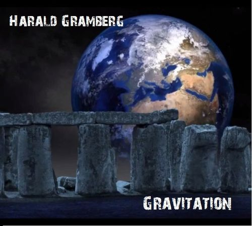 "HARALD GRAMBERG ""Gravitation"" CD"