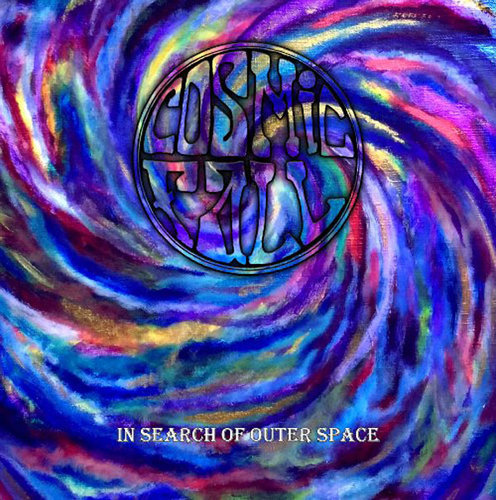 "COSMIC FALL ""In Search Of Outer Space"" LP"