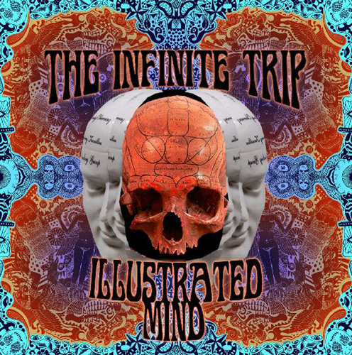 "THE INFINITE TRIP ""Illustrated Mind"" LP"