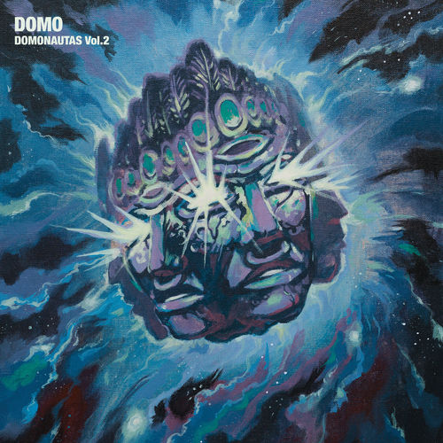 "DOMO ""Domonautas Vol I & II"" CD"