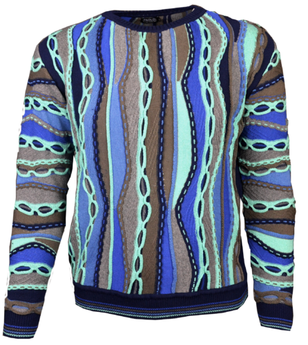Paolo Deluxe Goldline Sweater Costa Expressive Strong