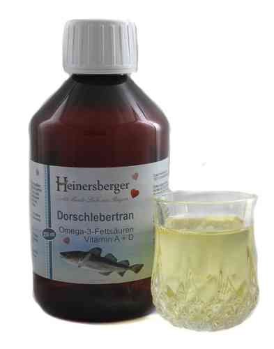 Dorschlebertran 250 ml