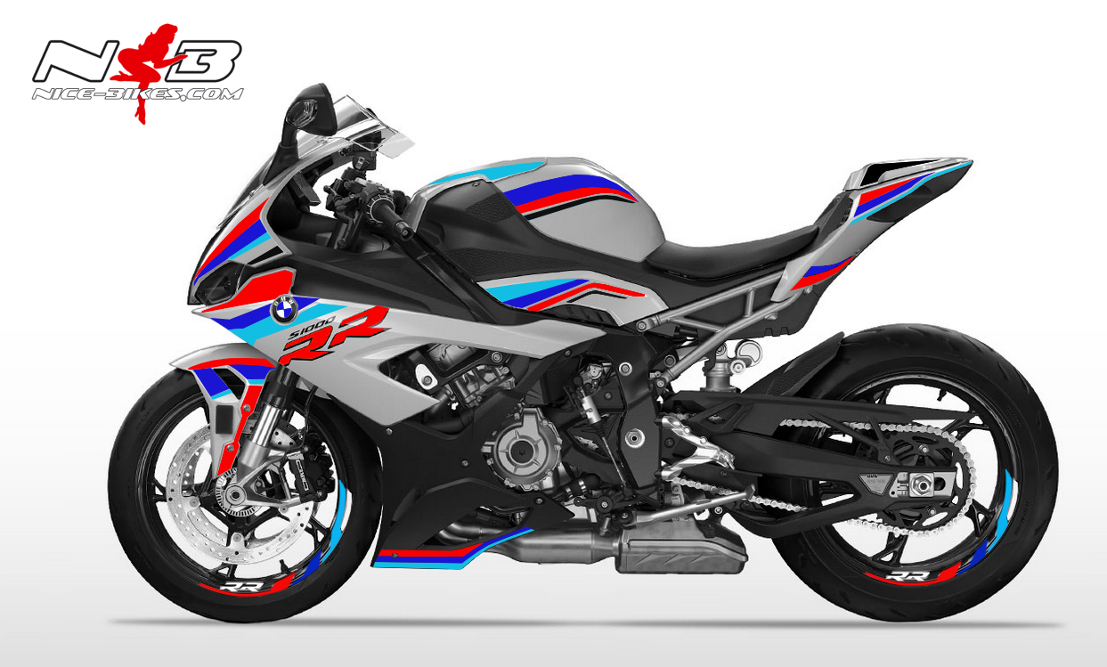 Foliendesign S1000RR (Bj. 2020) Motorsport Edition