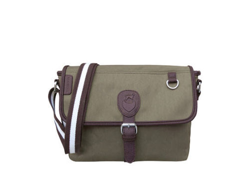 "WILD HAZEL Outdoor-Tasche ""Hazels Green, Cotton"", 2 Farben"