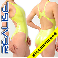 "N008 REALISE Hydrasuit classic in yellow ""SH RUBBER"""
