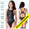 "N011 REALISE Hydrasuit classic black ""Super Shiny Wet"""