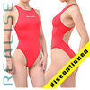 "N011 REALISE Hydrasuit classic red ""Super Shiny Wet"""