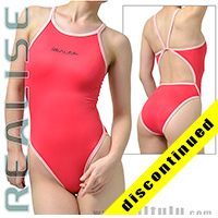 "N033 SP2 REALISE Hydrasuit classic in red-pink ""Super Shiny Wet"""