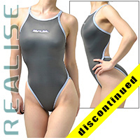 "N033 SP6 REALISE Hydrasuit classic in gray-blue ""Super Shiny Wet"""