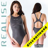 "N011 REALISE Hydrasuit classic grey ""Super Shiny Wet"""