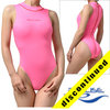 "N030 REALISE highneck hydrasuit pink ""Super Shiny Wet"""