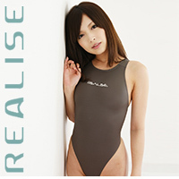 "Realise [T-011] ""Super Shiny Wet"" swimsuits"