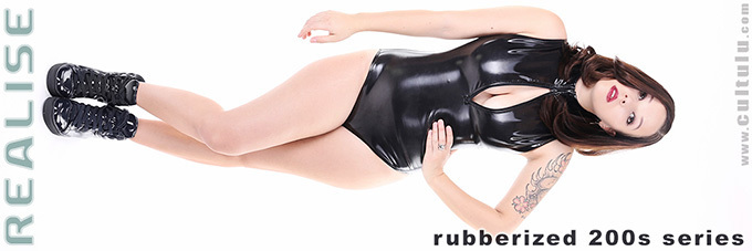 Realise 200s rubberized series