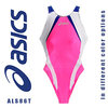 ALS86T ASICS Hydro CD swimsuit with sportback