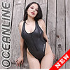 "OCEANLINE ""Atlantic"" neoprene swimsuit with frontzipper"