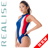 "N0371 P-1 REALISE Waterpolo swimsuit ""Easy Stretch"""