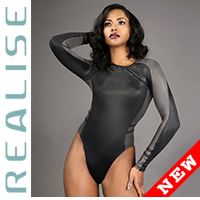"N151 REALISE longsleeved Hydrasuit ""Easy Stretch"" black"